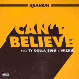 Kranium - Cant Believe (Instrumental) Ft. Ty Dolla Sign & WizKid